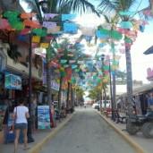 Downtown Sayulita.