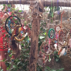 Catching dreams in Sayulita.