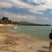 Punta Mita: Where we embarked on a little boat and took a trip to Marietas Island, an island with a cave you can swim through and explore the center of the island.